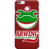Arwing Service and Repair Funny TShirt Epic T-shirt Humor Tees Cool Tee iPhone Case/Skin