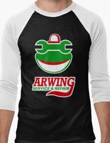 Arwing Service and Repair Funny TShirt Epic T-shirt Humor Tees Cool Tee T-Shirt