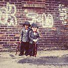 Dapper Duo by Kristen  Byrne