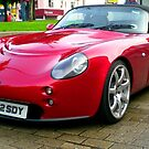 TVR in Ards? by oulgundog