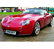 TVR in Ards? Photographic Print