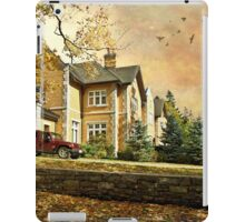Home For The Day iPad Case/Skin