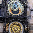 Astronomical Clock by Segalili