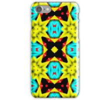 Colorful trendy pattern iPhone Case/Skin