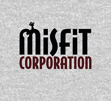 Misfit Corporation Womens Fitted T-Shirt