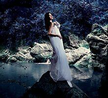Water Nymph by Hannah Bacalla