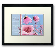 Happy Mother's Day Framed Print