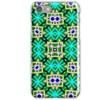 Decorative abstract pattern iPhone Case/Skin