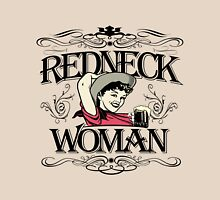 Redneck Woman Womens Fitted T-Shirt