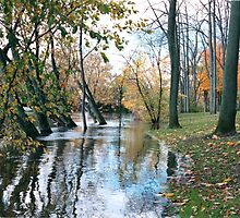 after the rain- Niles, MI by johntbell