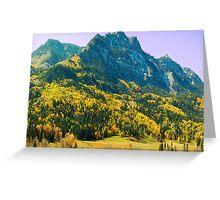 Wolf Creek West Smash Greeting Card