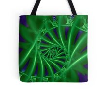 Green Pong Catcher Tote Bag