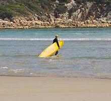 Surfer by orianne