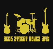 Bell Street Blues Jam - Instruments by BenClark