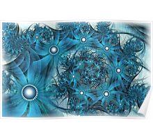Midnite daisy Bluezzz Poster