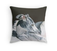 Hound Of My Heart   2009 Throw Pillow
