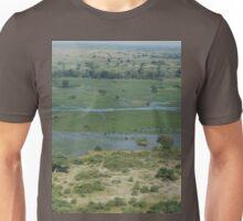 an awe-inspiring Botswana landscape Unisex T-Shirt