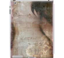 Breast Cancer Fear iPad Case/Skin