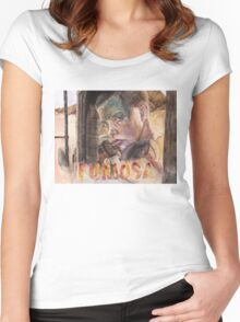 The Imperator Women's Fitted Scoop T-Shirt