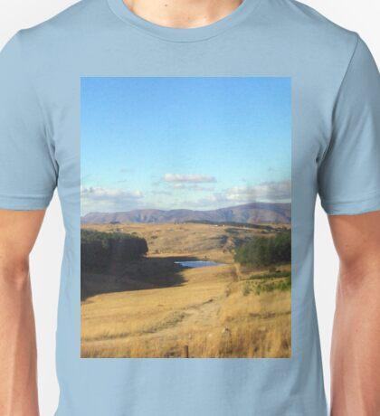 a sprawling Botswana landscape Unisex T-Shirt