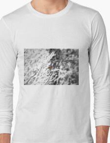 Winter Bird Long Sleeve T-Shirt