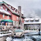 Crater Lake Lodge by jeanniechris