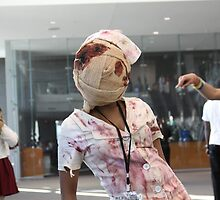 Silent Hill Nurse by Okeesworld