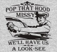 Pop that hood Missy!... by bunnyboiler