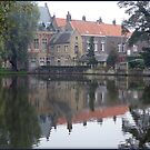 Buildings of Brugges by Aekisra