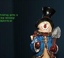 Frosty The Snowman by Leanne Allen