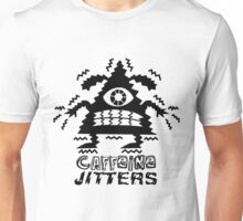 caffeine jitters - pointy Unisex T-Shirt