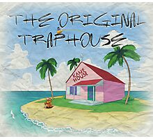 DBZ - Kame's House - The Original TRAPHOUSE Photographic Print