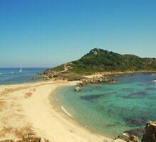 Cape Taillat, Gulf of Saint Tropez, FRANCE by Brünø Beach .