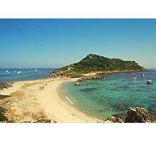 Cape Taillat, Gulf of Saint Tropez, FRANCE Photographic Print
