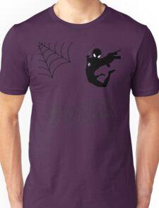 Swinging Spider Unisex T-Shirt