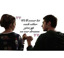 Brandon & Callie promise by justinebenard