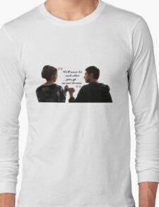 Brandon & Callie promise Long Sleeve T-Shirt