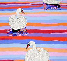 Swan Lake by gooding