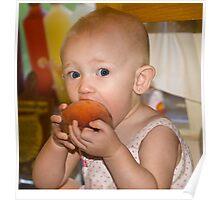 The Peach Thief Poster