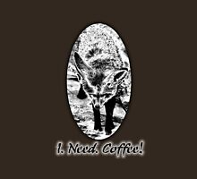 Coffee Fox! Unisex T-Shirt