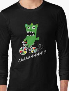 Critter Bike - dark Long Sleeve T-Shirt