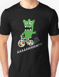 Critter Bike - dark Unisex T-Shirt