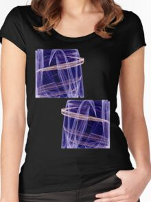 Lightbox tee Women's Fitted Scoop T-Shirt
