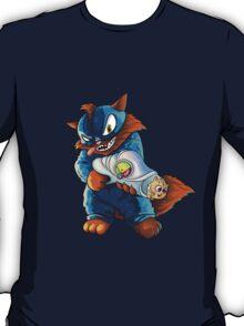 Cat supervillain T-Shirt