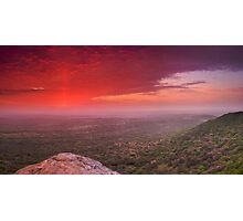 Intaba Inkosi; The Mountain of the King Photographic Print
