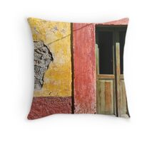 Saloon - San Miguel Throw Pillow