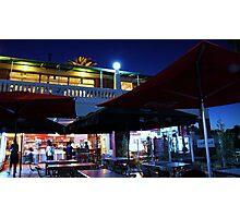 Beach House Cafe- Eastern Beach Geelong Au Photographic Print