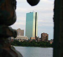 Fellowed Tower by Kristen Lyman