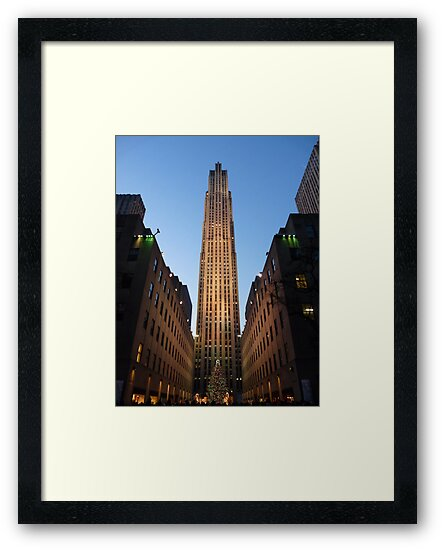 30 Rock at Christmas by MischaC