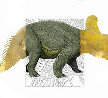 Bananasaur by ProjectMayhem